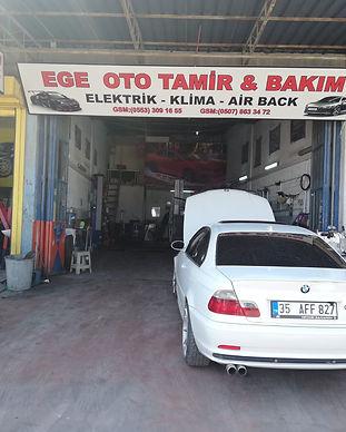ege-oto-tamir-elektrik-klima-bakim-onari