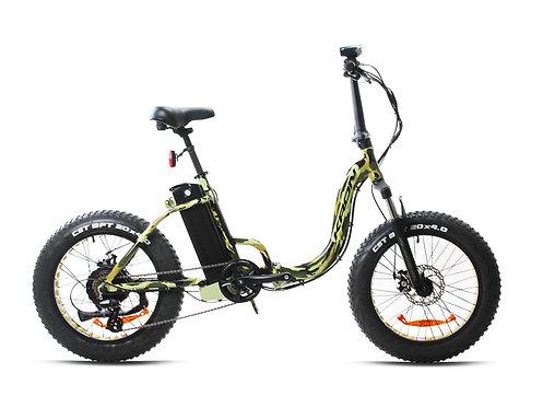 EFT100 Elektrikli Bisiklet
