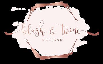 Blush & Twine wedding coordinatin