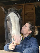 Jade and Connor, Client and Horse