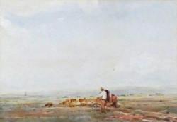 Claude Hayes (1852 - 1922)