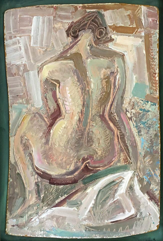 Gerald Meares (1911 - 1975) Nude study.jpg