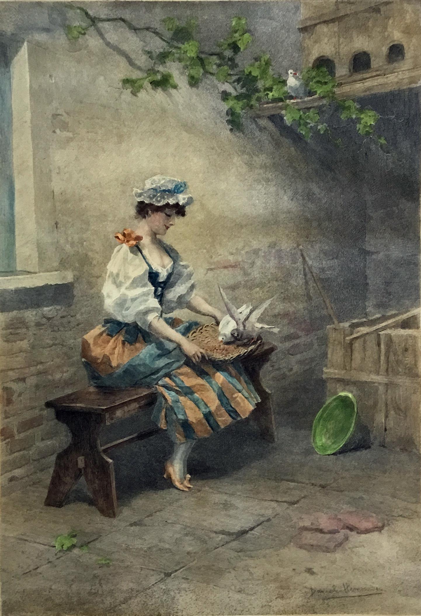 DANIEL HERNANDEZ MORILLO 1856 -1932