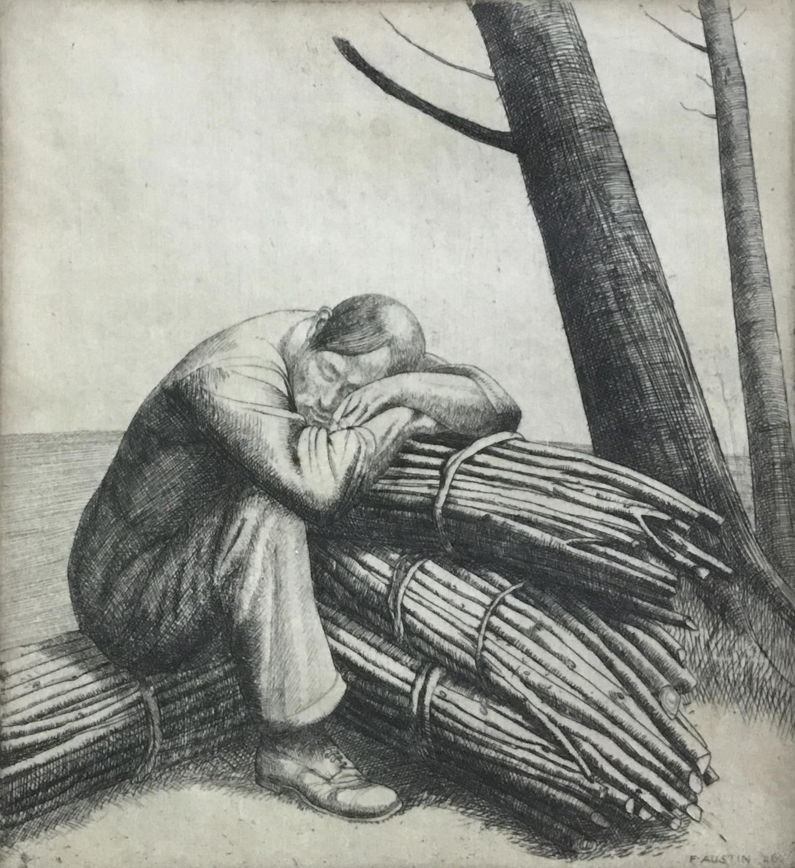 FREDERICK AUSTIN (b. 1902)