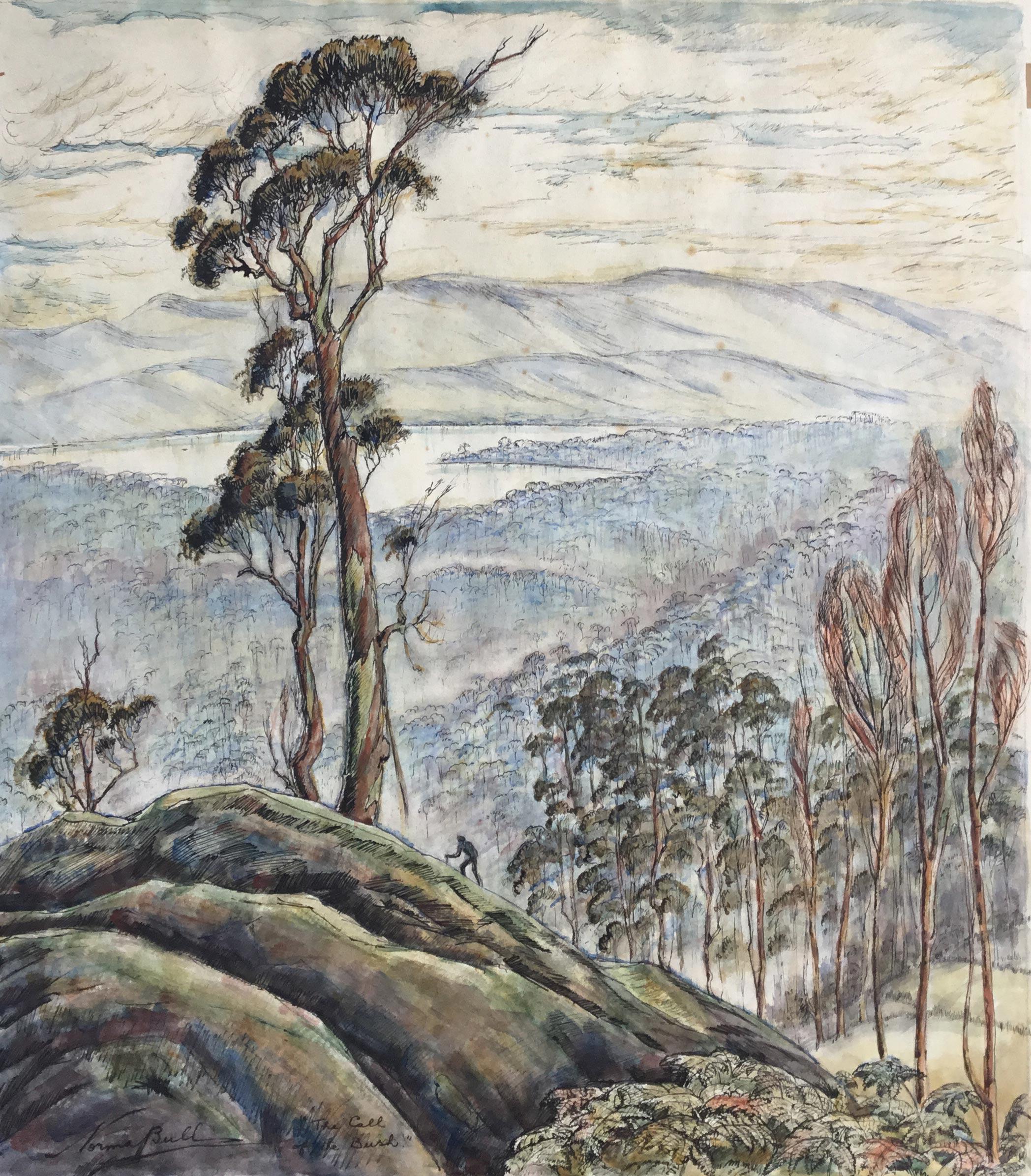 NORMA BULL (1906 - 1980)