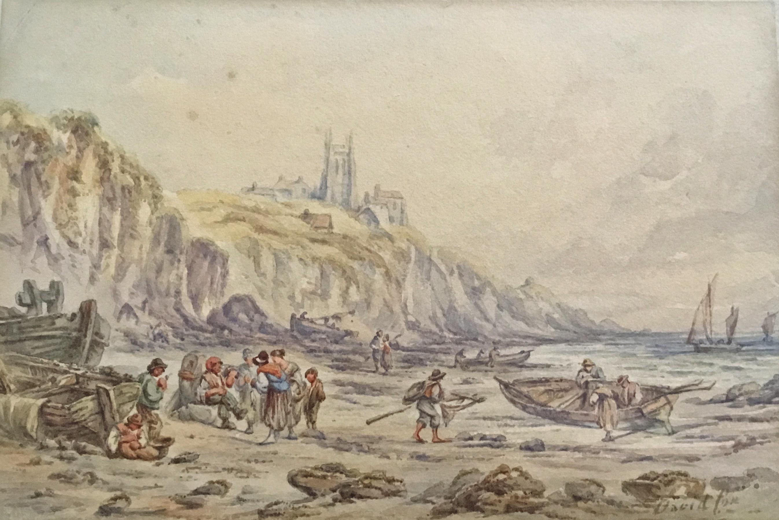 DAVID COX SENIOR (1783 - 1859)