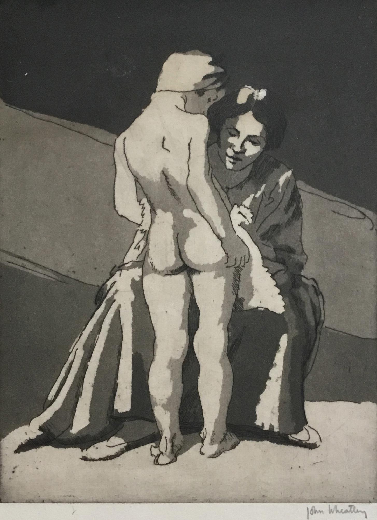 JOHN LAVIERS WHEATLEY (1892 - 1956)
