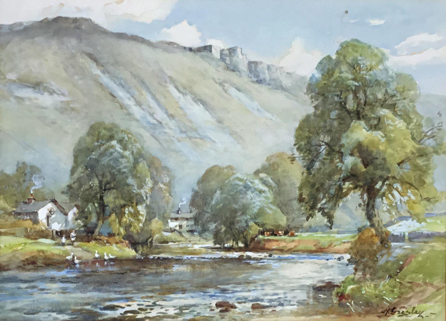 HAROLD GRESLEY (1892 - 1967)