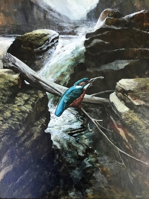 Ken Turner b.1937 Kingfisher.jpg