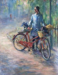 Rosemary Howard, Oil on Board