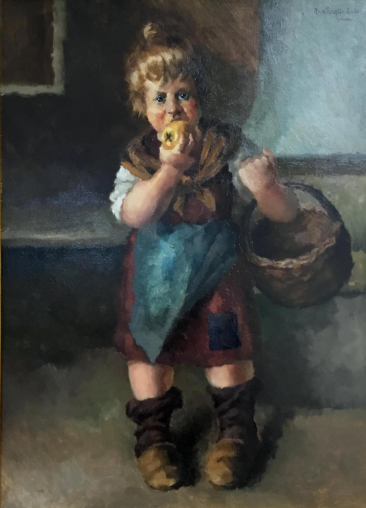 HANS RICHTER DAMM (1881 - 1937)