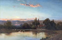 Alfred de Breanski (senior 1852 - 1928)