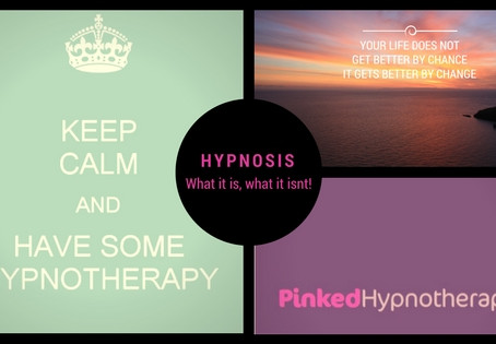 Clinical Hypnotherapy – What it is, and what it isn't!