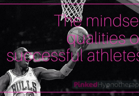 The Mindset Qualities of Successful Athletes (and successful people in general).