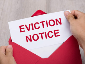 No business evictions until the end of the year