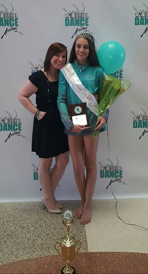 12 & up JDF Dancer of the Year