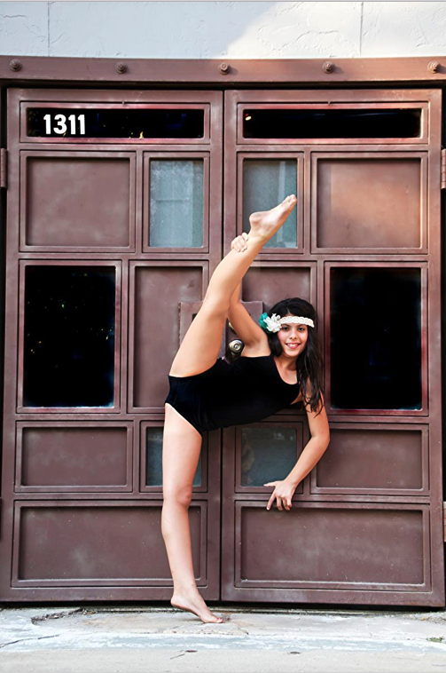 Jr Co. Hannah Bernal