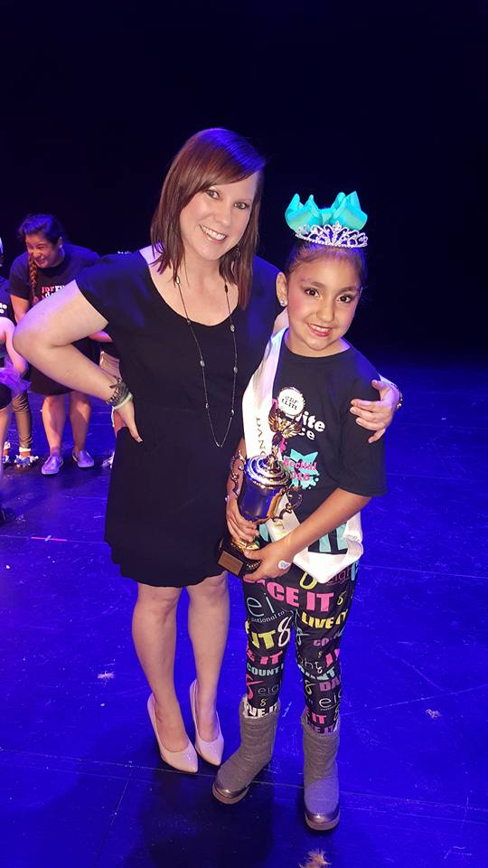12 & under JDF Dancer of the Year