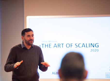 Nieuw groepscoaching-traject Scaleup Vlaanderen van start