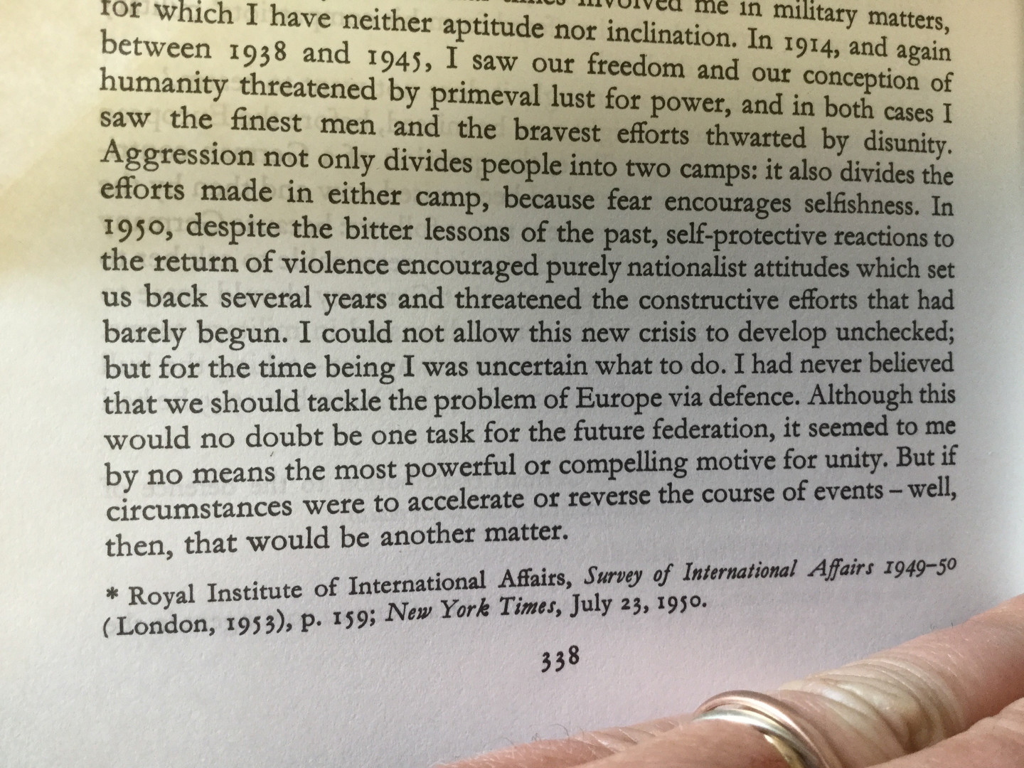 Jean Monnet against EU defence pg 338.jpg