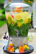 Herbal Infused Lemonade