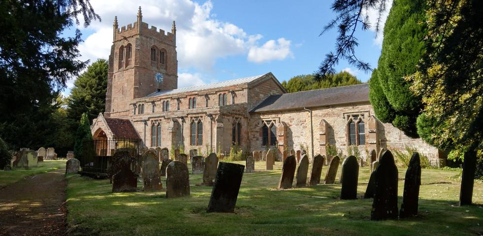 All Saints, Leamington Hastings