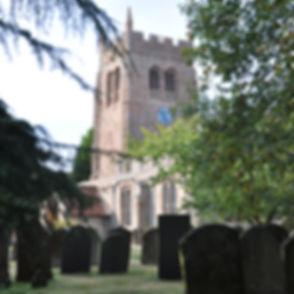 All Saints Parish Church Leamington Hastings