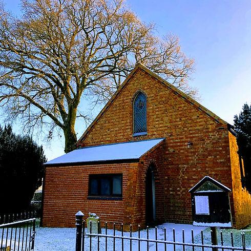 St Mark's Parish Church Flecknoe