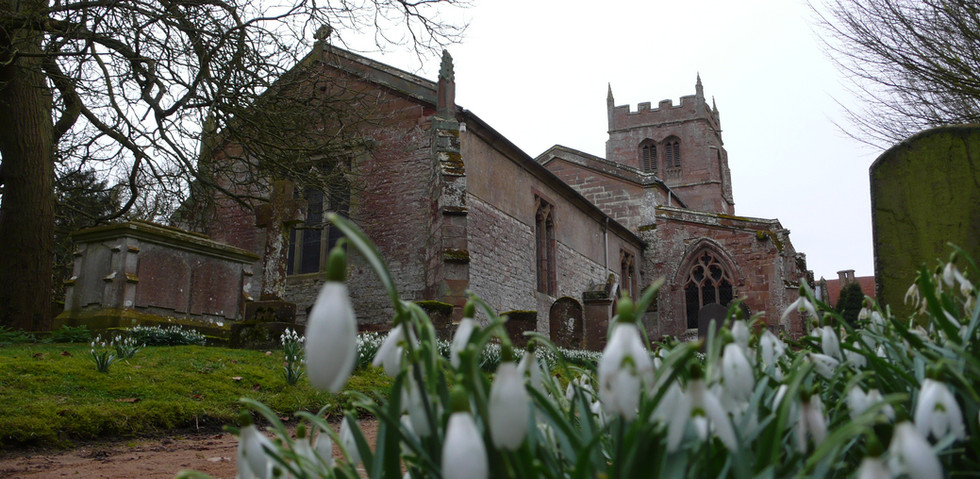 All Saints Church, Leamington Hastings