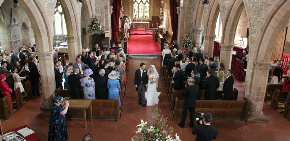 A beautiful church for weddings