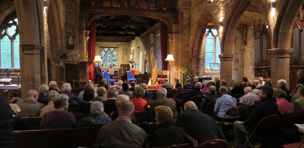 Music at Leamington Hastings