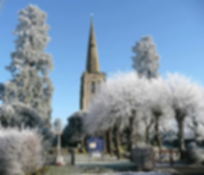 St Peter's Parish Church Grandborough