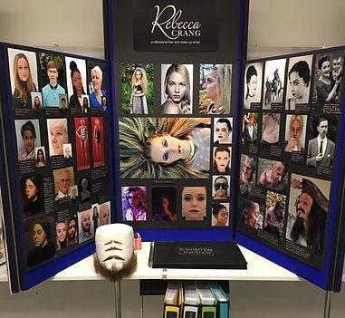 Rebecca's final exhibition at Delamar Academy