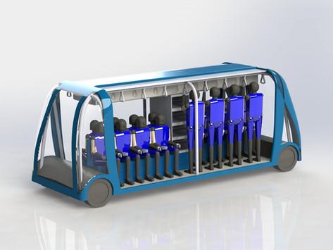 CamCross: An innovative concept for the Cambridge Autonomous Metro - Part 1