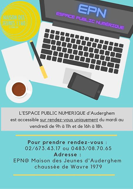 Copie de Blue with Graphics Conference P