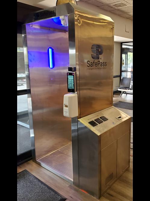 SafePass Intelligent Disinfection Station