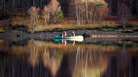 Loch Beinn a' Mheadhoin