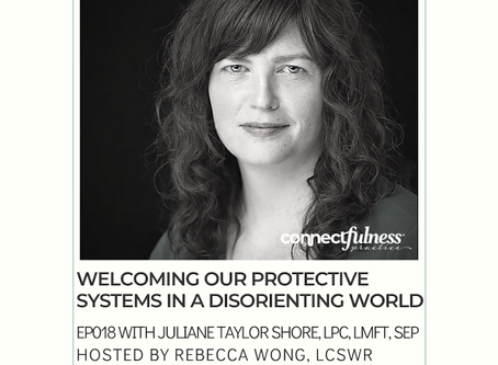 Welcoming our Protective Systems in a Disorienting World with Juliane Taylor Shore