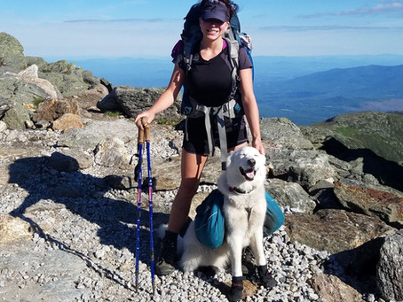 BACKPACKING PHOTO BLOG: 1,800 miles in the Appalachian Mountains!