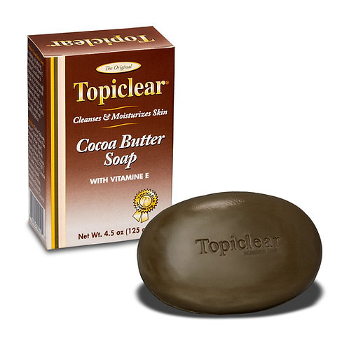 Topiclear Gold Cocoa Butter Soap 100gr