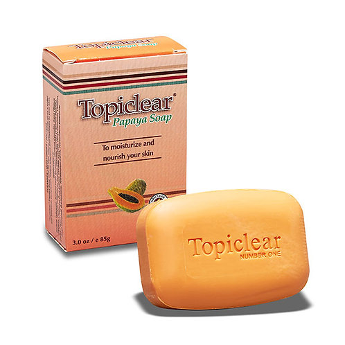Topiclear Papaya Skin Tone Soap