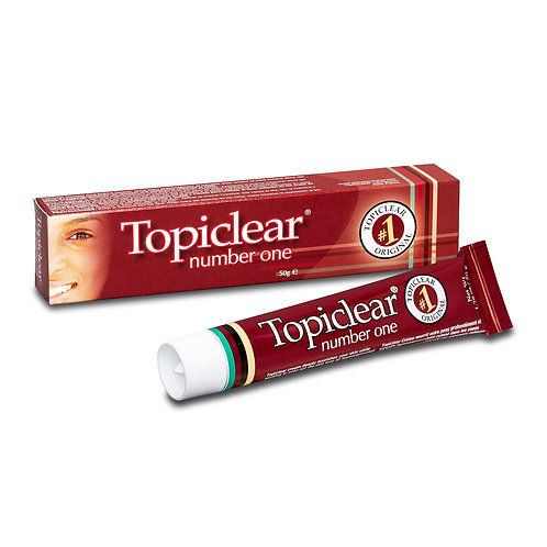 Topiclear Number One Skin Tone Cream