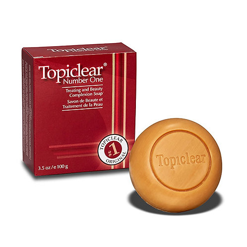 Topiclear Number One Treating Soap