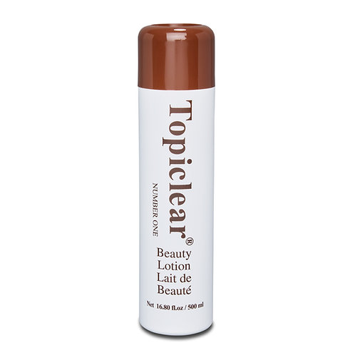 Topiclear Number One Beauty Lotion16.8oz/500ml