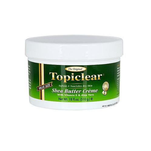 Topiclear Shea Butter Cream 500 gr