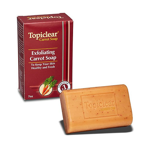 Topiclear Carrot Exfoliating Soap 200 gr