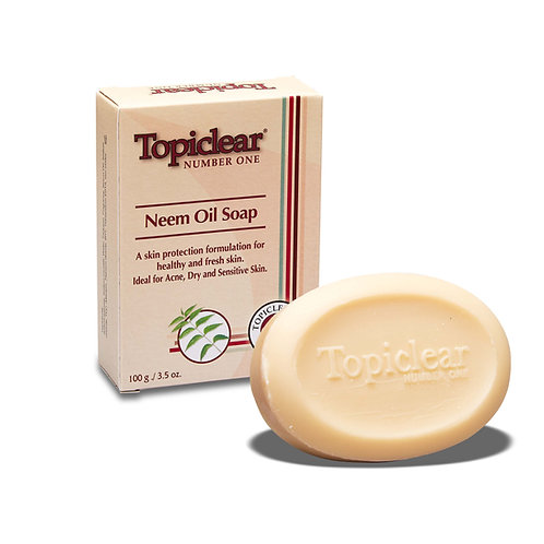 Topiclear Neem Oil Soap 100 gr