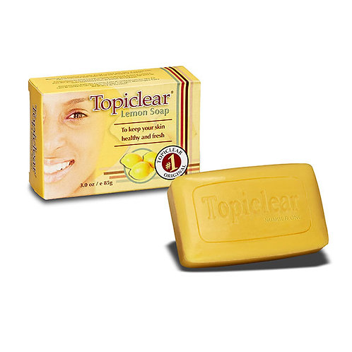 Topiclear Lemon Soap