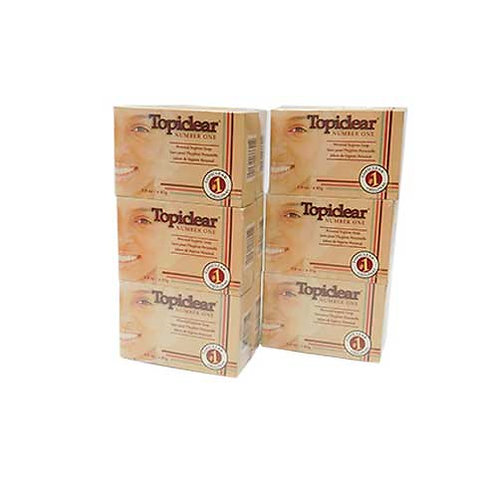 Topiclear Number One Soap Cleansing Soap