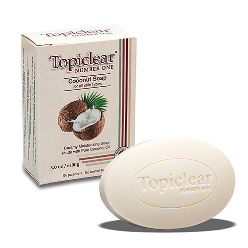 Topiclear Coconut Soap 100gr